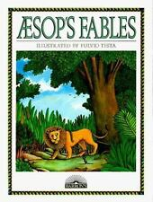 Aesop's Fables Aesop Hardcover