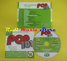 CD POP COLLECTION '90 VOL 1 compilation PROMO 2006 SHARP EXTREME SIMPLY RED (C7)