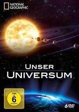 DVD * NATIONAL GEOGRAPHIC - UNSER UNIVERSUM * 6-DVD-BOX NEU OVP DVD