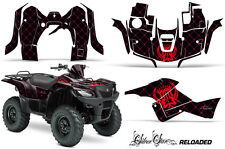 Suzuki Quad 500 AXi AMR Racing Sticker Graphic Kit Wrap Decal ATV 13-15 SSR RED