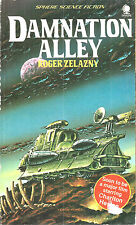 Damnation Alley by Roger Zelazny, Sphere Books UK paperback edition, 1976