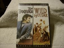 The Beatniks / Wild Guitar DVD Double Feature / NEW / SEALED / FREE SHIPPING