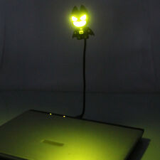 Flexible Batman LED USB Night Light Mini Lamp for Laptop PC Notebook Gift