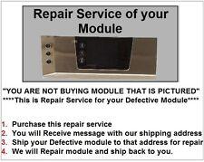"""WB07X10972 JVM2070SK02 JVM2070SH0 """"REPAIR OF YOURS"""" MICROWAVE CONTROL PANEL"""