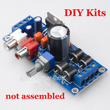 AC/DC 12V TDA7377 2x 20W Dual Channel BTL Audio Power Amplifier Board DIY Kits