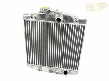 Bar & Plate Alloy Radiator Rad For Honda Civic /CRX Del Sol VTi 60mm Pre Order