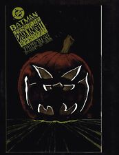 "Batman:Legends of the Dark Knight Halloween Special #1 ~""Choices""~ (9.0) 1993 WH"
