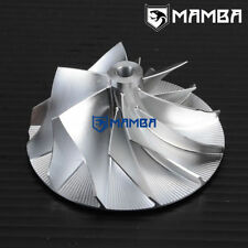 Turbo Billet Compressor Wheel For Garrett 16G T04E Bore (56.55 / 74.99mm) 6+6