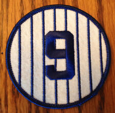 ROGER MARIS NEW YORK YANKEES RETIRED JERSEY NUMBER 9  PATCH