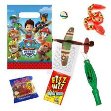 Boys Pre Filled Paw Patrol Party Bag, Kids Ready Made Goodie Birthday Favours