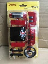 XMODS SUPER STREET 2006 Nissan Titan BODY KIT Red XMT578 NEW