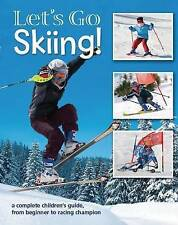 Let's Go Skiing,Peter Lawson,Excellent Book mon0000027089