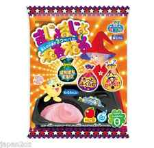 New KRACIE POPIN COOKIN WITCH NERUNERU KIT. DIY Japanese candy. Halloween kit