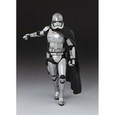 Bandai S.H.Figuarts Star Wars Captain Phasma PVC Action Figure Japan version