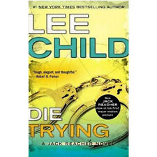 Jack Reacher: Die Trying 2 by Lee Child (2012, Paperback)