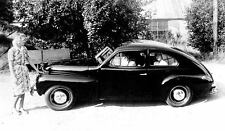 1944 Volvo PV444 Prototype Coupe Factory Photo c2702-2864DB