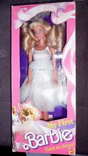 BARBIE MY FIRST 1988 NRFB  NUOVA PERFETTA  cod 1280