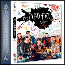 MY MAD FAT DIARY - COMPLETE SERIES 3 **BRAND NEW DVD**