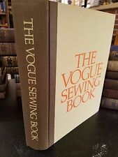 """""""The Vogue Sewing Book"""" 1973 Updated Revised Illustrated Butterick writers"""