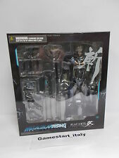 ACTION FIGURE METAL GEAR RISING REVENGEANCE - RAIDEN - PLAY ARTS - NEW