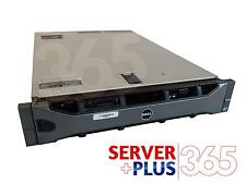 "Dell PowerEdge R710 8-Core 2.5"" Server 128GB RAM PERC6i DVD iDRAC6 & 2 Trays"