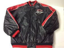 Steve & Barry's Chevrolet Racing Jacket Chevy Black Red Youth XL EUC Clean