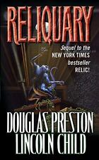 Reliquary by Douglas Preston and Lincoln Child (Relic #2) (1998, Paperback) 6011
