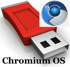 Chromium OS on 8 GB USB Flash Drive Bootable on Windows x64 - Chrome Chromebook