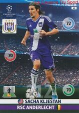 040 KLJESTAN RSC.ANDERLECHT USA CARD CHAMPIONS LEAGUE ADRENALYN 2015 PANINI