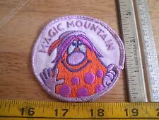 Magic Mountain CA early 1970's VINTAGE patch
