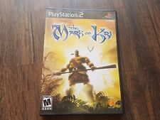 The Mark of Kri Sony PlayStation 2 PS2