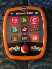 Toddler Tablet Kids Toys VTech Tiny Touch Tablets Baby Infant Learning Toy Gift
