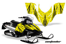 AMR Racing Sled Wrap Polaris Switchback Snowmobile Graphics Kit 06-10 CONTENDER