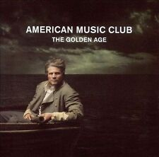 The Golden Age by American Music Club (2008) PROMO CD & PAPER SLEEVE ONLY