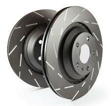 EBC ULTIMAX BRAKE DISCS FRONT USR1573 TO FIT A4 (B8)/A5 (8T) 1.8/2.0/TFSI/TDI