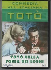 TOTO' NELLA FOSSA DEI LEONI - COMMEDIA ALL'ITALIANA - DVD