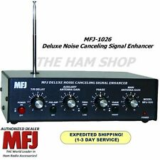 MFJ 1026 DELUXE, NOISE CANCEL/ENHANCER ANTENNA