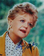 Angela Lansbury signed 8x10 color photo