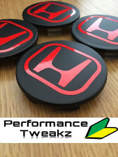 Nouveau JDM Honda Civic Type R EP3 roue centre caps DC5 FN2 FD2 flics Rota alliages UK