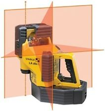 Stabila La180L Laser Level Layout Station with Automatic Alignment Model 02180