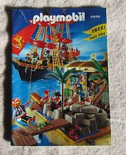 PLAYMOBIL COLLECTION 2006 CATALOG ! !