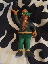 Playmates The Simpsons World of Springfield WoS Captain Kwik Apu Figure