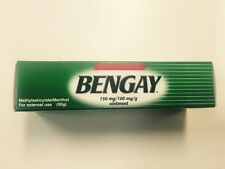 BENGAY CREAM 50gr  MUSCLE JOINT ARTHRITIS BACK PAIN RELIEF