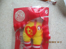 MCDONALD  ~ COLLECTIBLE TOY ~ RONALD MACDONALD BEAR 2004 #6
