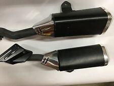 Suzuki Mufflers Exhaust Pipes GSX R 1000 GSXR GSXR1000 muffler 2007 2008 07 08