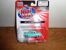 Classic Metal Works Mini Metal HO '55 Ford Mainline #30385