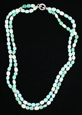 NEW Jade and Green Agate Necklace 22""