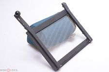 OMEGA, DURST, DE VERE, LEITZ? 10X15CM FRAME NEGATIVE CARRIER ENLARGER W/ GLASS