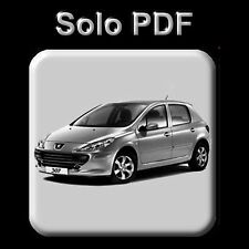 PEUGEOT 307 - MANUAL DE REPARACION - WORKSHOP MANUAL - MANUEL REPARATION