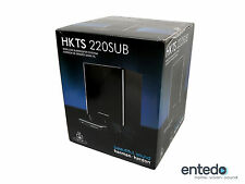 Harman KARDON HKTS 220 sub/230 wireless attivo subwoofer altoparlanti Bass 35 65